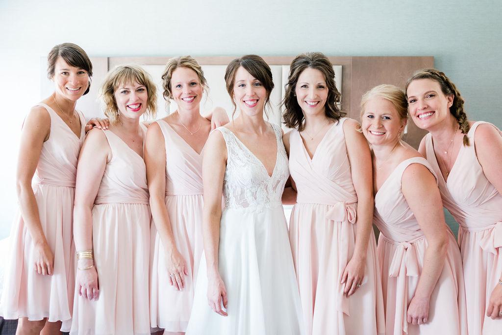 Bridal Portraits | Minnesota Boat Club Wedding Photos | Minneapolis Fine Art Wedding Photographer