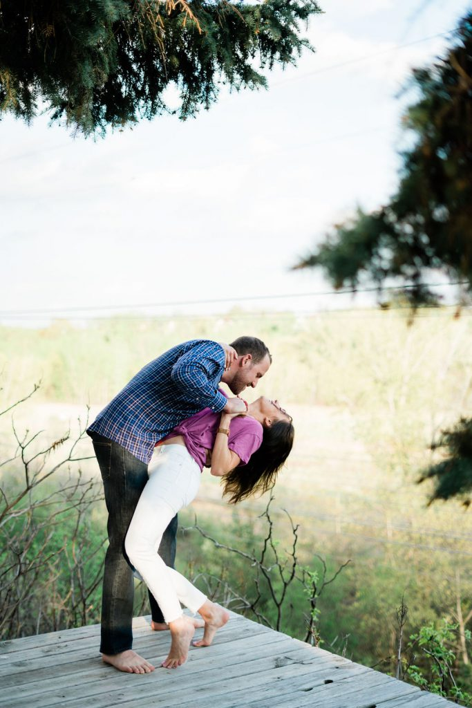 Minneapolis Engagement Photographer | Greenway Engagement Photos | Edina Engagement Photos